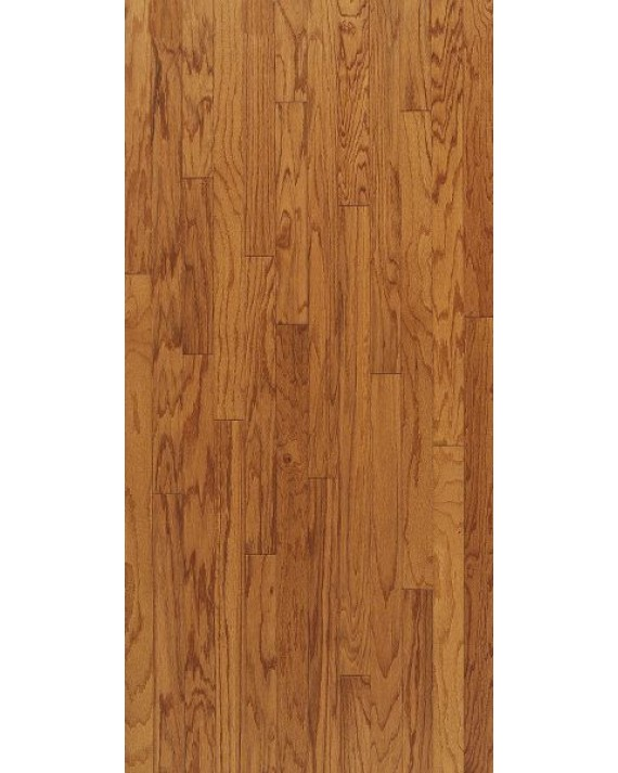"Bruce Turlington 3"" Plank Oak Butterscotch Engineered Traditional Finish"