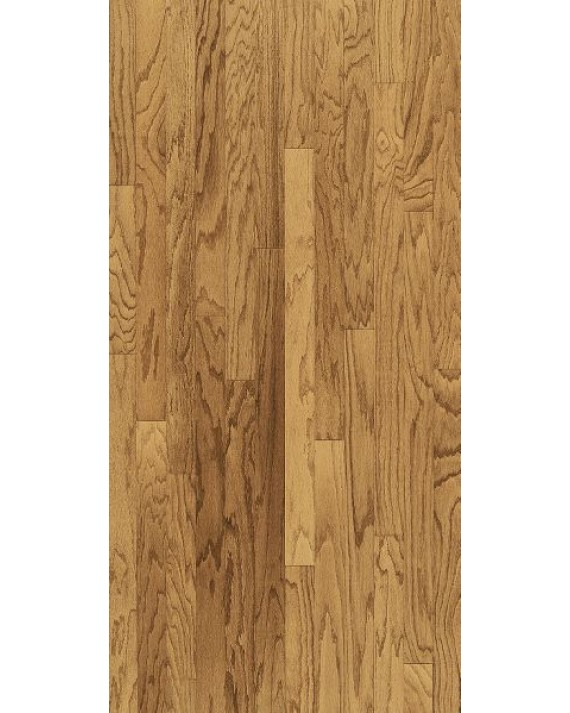 "Bruce Turlington 3"" Plank Oak Harvest Engineered Traditional Finish"