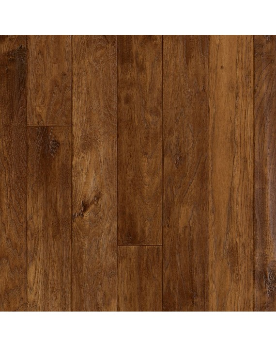 "Armstrong - American Scrape Hardwood 3 1/4"" - Hand-Scraped - Hickory - Candy Apple (Hardwood)"