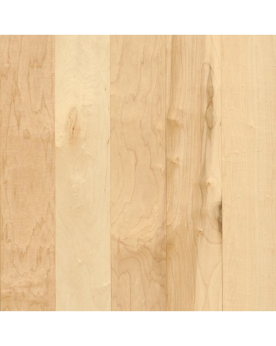 """Armstrong Prime Harvest Maple Natural Solid Traditional Finish 5"""""""