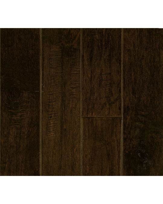 """Armstrong Prime Harvest Maple Rich Brown Engineered Traditional Finish 5"""""""