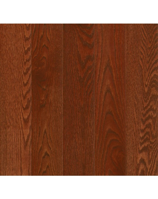 """Armstrong Prime Harvest Oak Berry Stained Solid Traditional Finish 3 1/4"""""""
