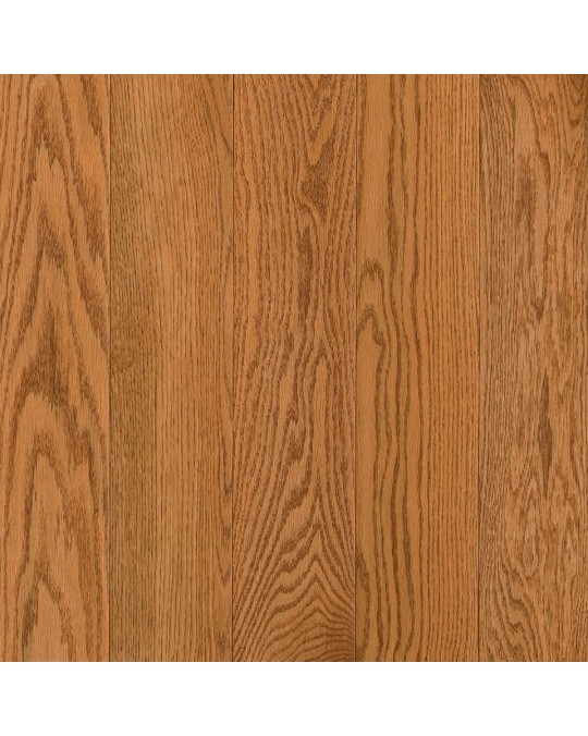 Armstrong Prime Harvest Oak Butterscotch Solid Traditional Finish 2 1/4""