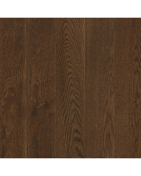 Armstrong Prime Harvest Oak Cocoa Bean Solid Traditional Finish 2 1/4""