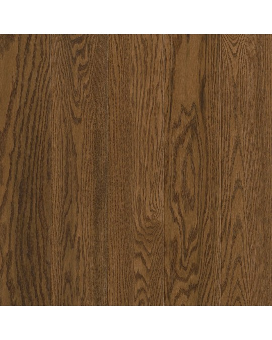 Armstrong Prime Harvest Oak Forest Brown Solid Traditional Finish 5""