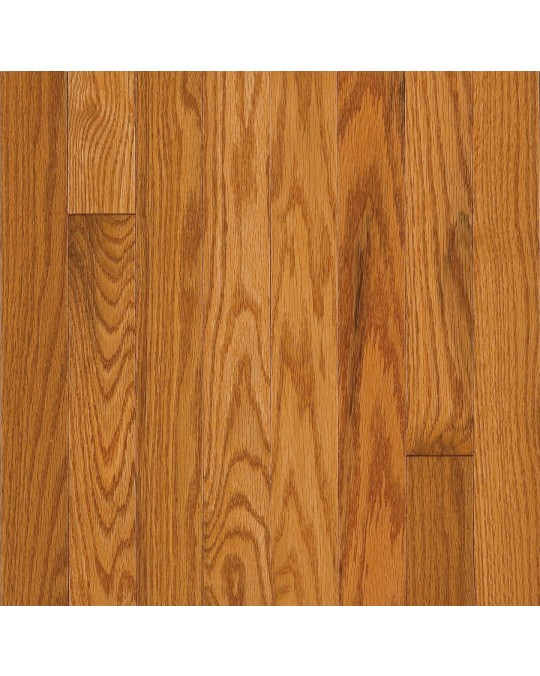 Armstrong Somerse Solid Strip Oak Praline Solid Traditional Finish 3 1/4""