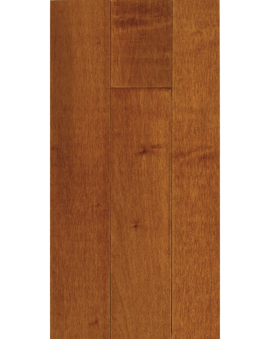 Armstrong Sugar Creek Solid Strip Maple Cinnamon Solid Traditional Finish 2 1/4""