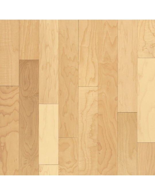 Armstrong Sugar Creek Solid Strip Maple Natural Solid Traditional Finish 3 1/4""