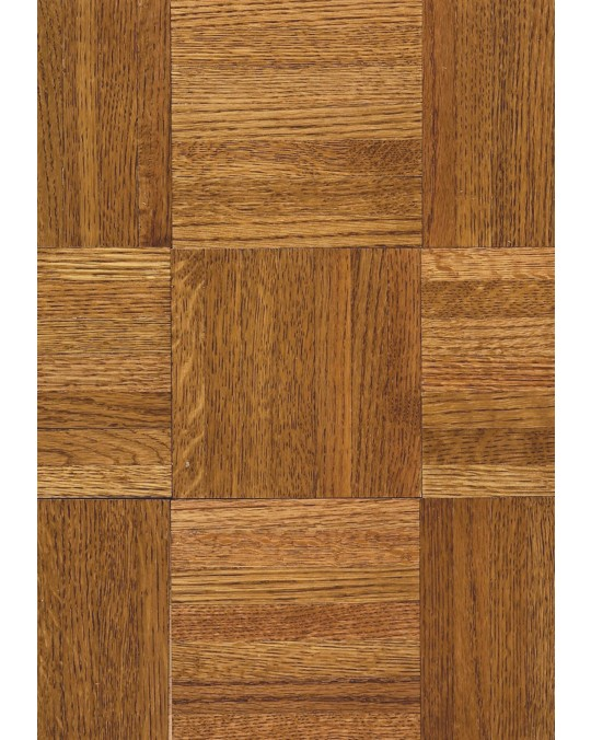 Armstrong Urethane Parquet Oak Honey Solid Traditional Finish 12""