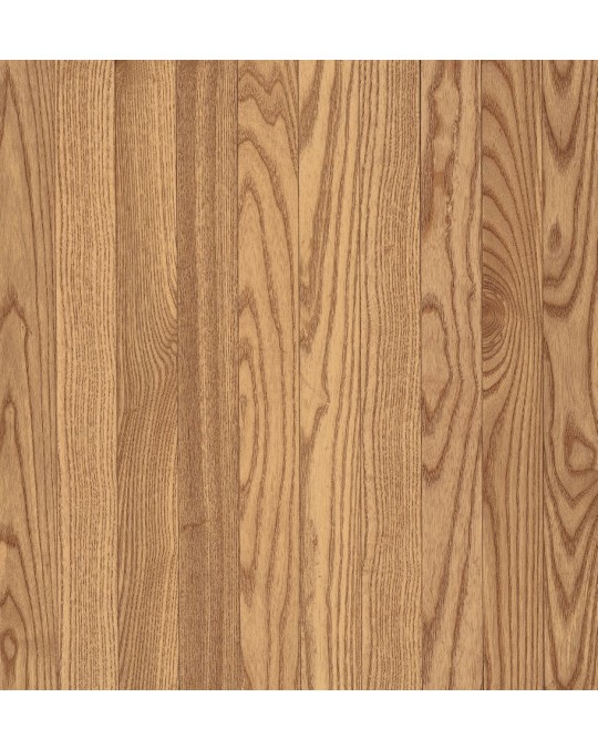 Armstrong Yorkshire Plank Oak Natural Solid Traditional Finish 3 1/4""