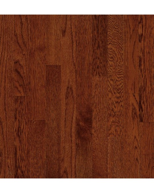 """Bruce Natural Choice White Oak Cherry Solid Traditional Finish 2 1/4"""""""