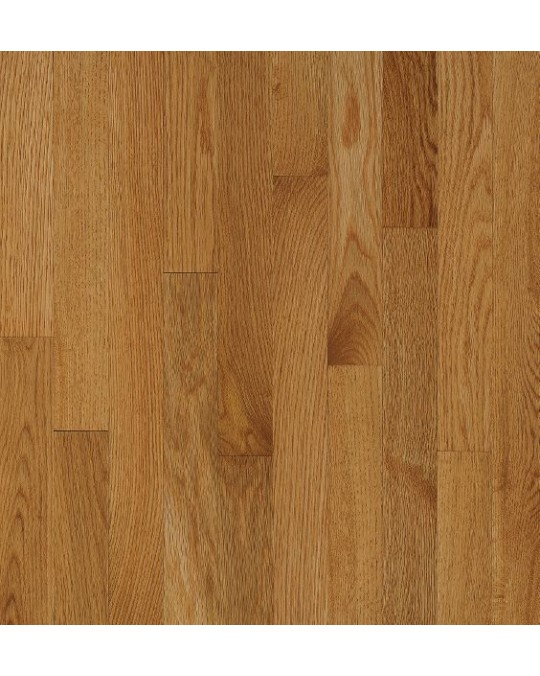 """Bruce Natural Choice White Oak Desert Natural Solid Traditional Finish 2 1/4"""""""
