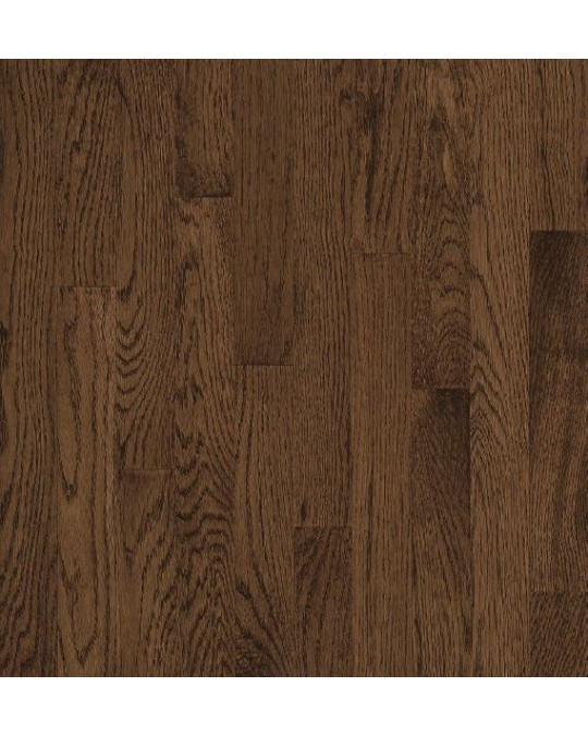 """Bruce Natural Choice White Oak Walnut Solid Traditional Finish 2 1/4"""""""