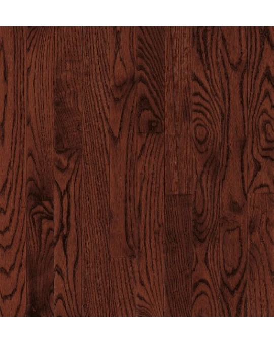 """Bruce Westchester Plank WHite Oak Cherry Solid Traditional Finish 3 1/4"""""""