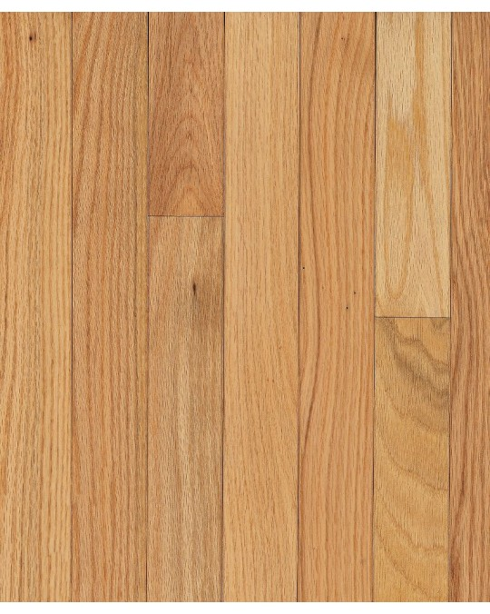 Armstrong Yorkshire Plank Oak Pioneer Natural Solid Traditional Finish 2 1/4""