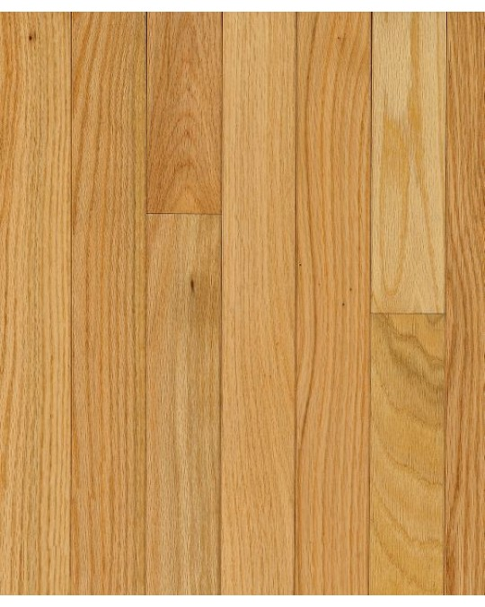 Bruce Legacy Manor Oak Natural Solid Hand Scraped 5""