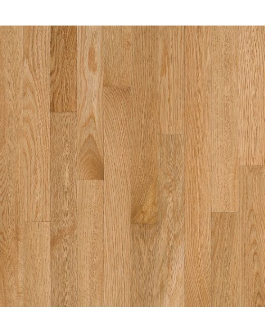 Bruce Natural Choice White Oak Natural Solid Traditional Finish 2 1/4""
