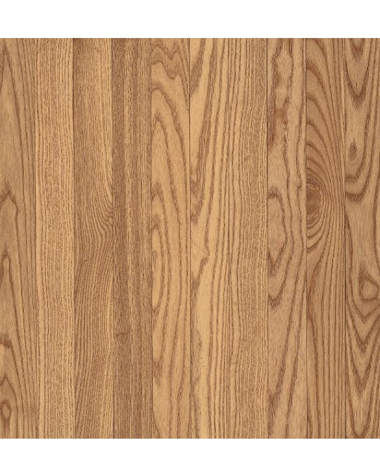Bruce Eddington Plank Ash Natural Solid Traditional Finish 3 1/4""