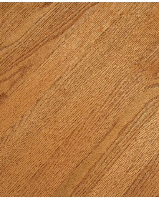 Bruce Bristol Strip Red Oak Butterscotch Solid Traditional Finish 2 1/4""