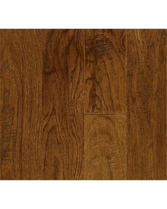 Bruce Legacy Manor Hickory Fall Canyon Solid Hand Scraped 5""