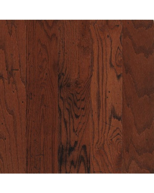 Bruce American Originals Red Oak Dakota Cherry Engineered Distressed 5""