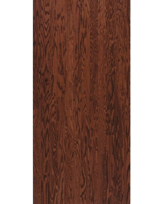 "Bruce Turlington 3"" Plank Oak Cherry Engineered Traditional Finish 3"""