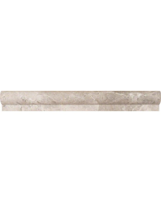 M S International - Natural Stone Marble Tundra Gray Polished 1 X 2 Marble