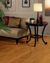 "Bruce Turlington� 5"" Plank Oak Butterscotch Engineered Traditional Finish"