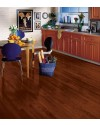 "Room Scene - Armstrong Yorkshire Plank Oak Cherry Spice Solid Traditional Finish 2 1/4"" (Hardwood)"